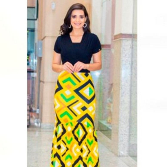 Blusas Feminina de Moda Evangélica Barão Geraldo - Blusas da Moda Evangélica