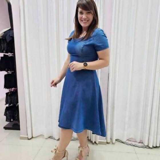Custos de Moda Evangelica Vestidos Plus Size Capão Redondo - Saias Plus Size Moda Evangélica