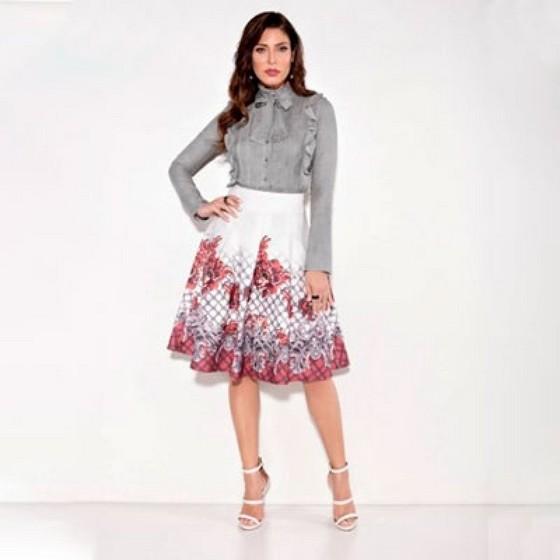 Loja Que Vende Blusas Lindas Moda Evangélica Mooca - Blusas Sociais Femininas Moda Evangelica
