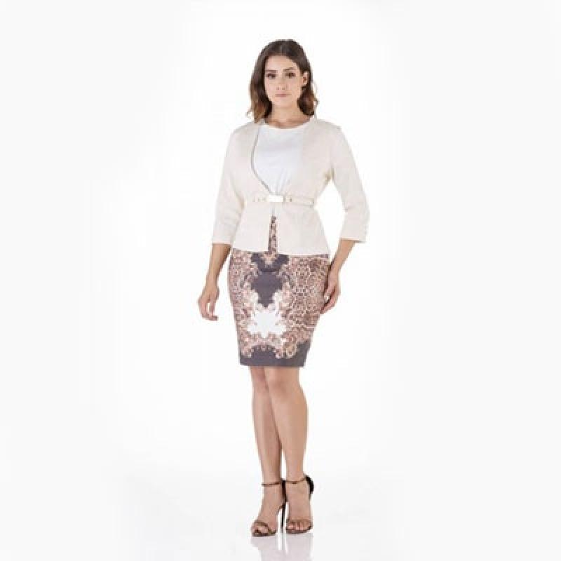 Loja Que Vende Moda Evangélica Blusa de Tecido Barueri - Blusas Sociais Femininas Moda Evangelica