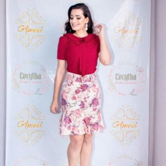 Lojas Que Tenham Moda Evangélica Festa Santana - Moda Evangélica Moderna