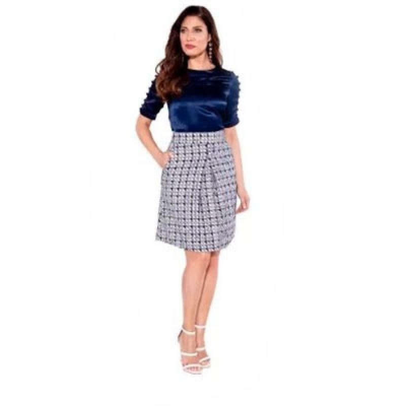 Lojas Que Tenham Roupas Moda Evangelica Feminina Parada Inglesa - Moda Evangelica Vestidos Rodados