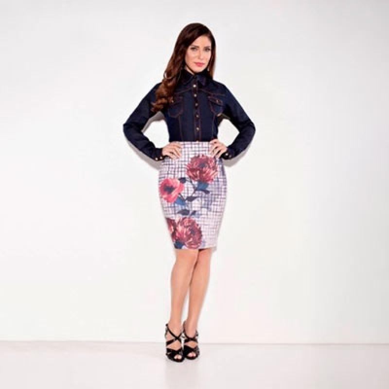 Lojas Que Vendem Blusas Lindas Moda Evangélica Cuiabá - Blusas Sociais Femininas Moda Evangelica