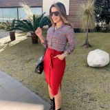 atacado de saias elegantes evangélicas Parque Maria Domitila