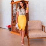 blusa feminina de moda evangélica Pirituba