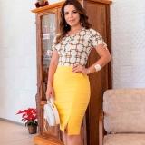 blusa feminina moda evangélica Mairiporã
