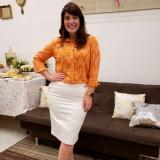 blusas de moda evangélica Bairro do Limão
