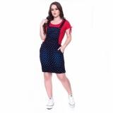 compra de roupas femininas plus size moda evangélica Vila Cordeiro