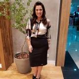 custos de saia moda evangélica plus size Embu das Artes