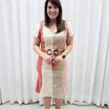 custos de vestido de festa plus size moda evangélica Cidade Tiradentes