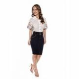 fornecimento de saia jeans cintura alta evangélica Zona Leste