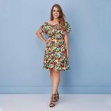 fornecimento de vestido midi rodado floral Mogi das Cruzes