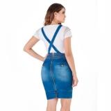 loja que tenha vestido jardineira jeans plus size Parque Vila Prudente