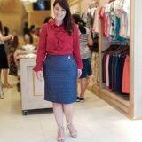 blusas sociais femininas moda evangelica