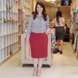 moda evangelica blusas sociais femininas Pirituba