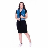 moda feminina evangélica plus size