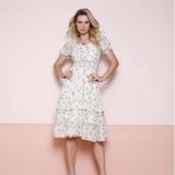 moda evangelica vestidos godê Nova Odessa