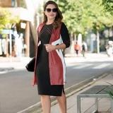 moda executiva feminina moderna preço Caieiras