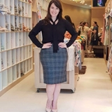 moda feminina evangélica plus size Jabaquara