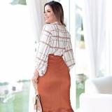 preço de saia sereia moda evangélica Limão