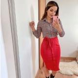 preços de saias elegantes evangélicas Barra Funda