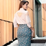 procuro loja de blusas sociais evangélicas femininas Jardim Morumbi