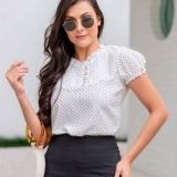 qual o preço blusa social moda evangélica feminina Jaguaré