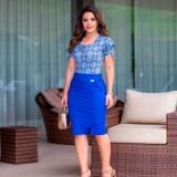 qual o valor blusa feminina moda evangélica Ponte Rasa