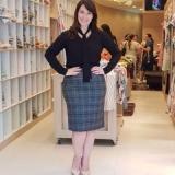 roupas femininas plus size moda evangélica Natal