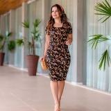 roupas moda evangélica plus size Jaguaré
