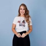 venda em atacado de blusas evangélicas para jovens femininas Jardim Everest