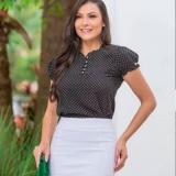 venda em atacado de blusas femininas sociais evangélicas Cachoeirinha