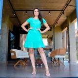 venda em atacado de vestido curto rodado para festa Vila Nova Conceição