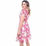 venda em atacado de vestido de festa rodado curto Lauzane Paulista