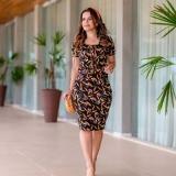 vestidos modernos evangélicos Caieiras